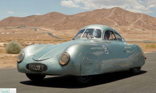 Chiếc Porsche lâu đời nhất sắp được bán đấu giá, giá ước lượng khoảng 20 triệu đô la Mỹ