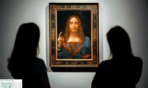 Triển lãm lớn nhất thế giới kỉ niệm 500 ngày mất của Leonardo da Vinci