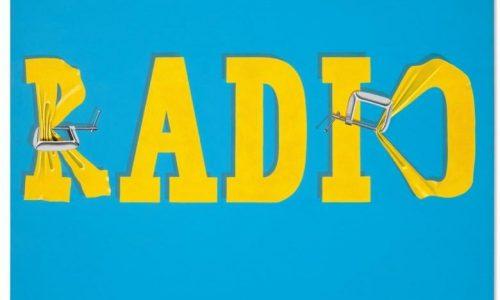 52,5 triệu đô la Mỹ cho bức tranh chữ trường phái PoP ArT của Ed Ruscha lập kỷ lục đấu giá mới