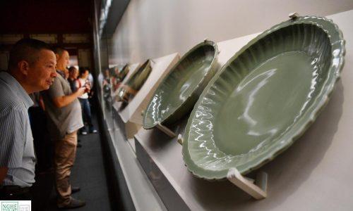 Triển lãm tác phẩm Celadon lớn nhất trong lịch sử