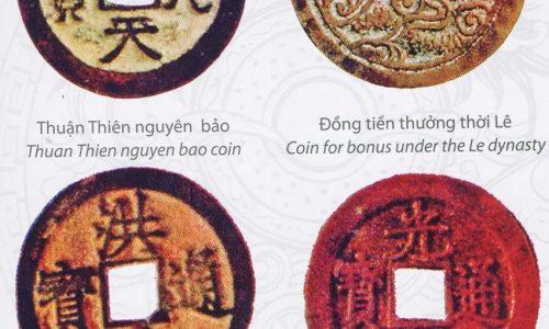 Sự lý thú nhìn từ… đồng tiền Việt Nam