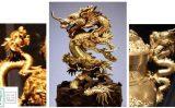Vài di vật rồng Việt Nam qua các thời đại