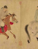 """""""Năm hoàng tử say rượu trở về trên lưng ngựa"""" được định giá 10-15 triệu USD, sau khi được bán với giá 44,3 triệu USD vào năm 2016."""
