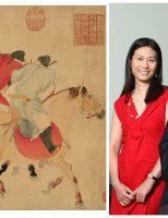 """Người sáng lập bảo tàng Rồng – Liu Yiqian xác nhận đã mua tác phẩm """"Năm hoàng tử say rượu trở về trên lưng ngựa""""."""
