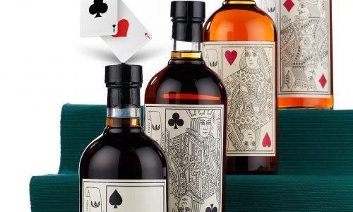 Hanyu Ichiro Playing Cards dòng rượu whisky đắt nhất Thế Giới
