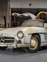 """Mercedes -Benz """" đồng nát """" lại có giá 100 tỷ đồng"""