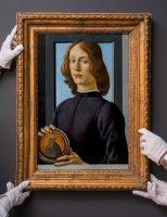 Người Nga giàu nhất? Bức chân dung của bậc thầy thời Phục hưng Botticelli được bán với giá kỷ lục