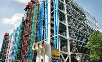 Trung tâm Pompidou sẽ đóng để tái trang bị trong 4 năm