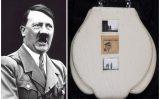 Chiến lợi phẩm của lính Mỹ trong Thế chiến II - Bệ ngồi vệ sinh bằng gỗ trong biệt thự nghỉ dưỡng của Hitler được đấu giá ước tính 10.000 USD