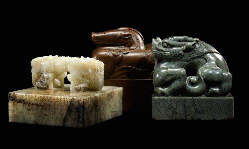 Định giá 30-40 triệu đô la Mỹ cho những chiếc Ấn của nhà Ming và Thanh