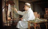Tranh vẽ bởi Churchill từ bộ sưu tập của nữ diễn viên Hollywood Angelina Jolie, được bán với giá 8,3 triệu bảng Anh