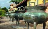 Những cổ vật bằng đồng của Huế trước thời kỳ Phú Xuân