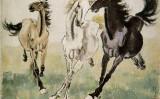 Chủ đề ngựa trong tranh
