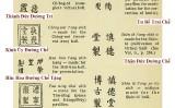 Hiệu đề trên gốm sứ Trung Hoa