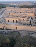 Lịch sử thành cổ Babylon