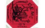 Con tem lục giác đỏ son giá 9.5 triệu USD