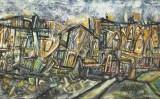 Souza vẽ phố