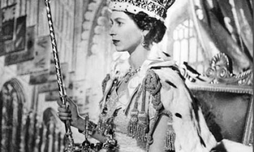 Lịch sử Hoàng Gia Anh qua ảnh