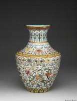 Dương thái 洋彩 – dòng gốm sứ Trung Hoa hoa mỹ