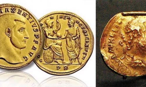 Đồng vàng La Mã và thương cảng quốc tế Óc Eo