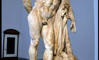 Học truyền thuyết Hercules qua tranh và tượng cổ Hy Lạp (phần I)
