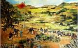 Bộ tranh quý của các họa sĩ nổi tiếng Việt Nam