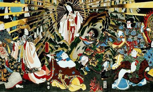 Thần thoại Nhật Bản (Phần III): Amaterasu Oomikami, Thiên Chiếu Đại Ngự Thần hay Nữ thần tự kỉ?