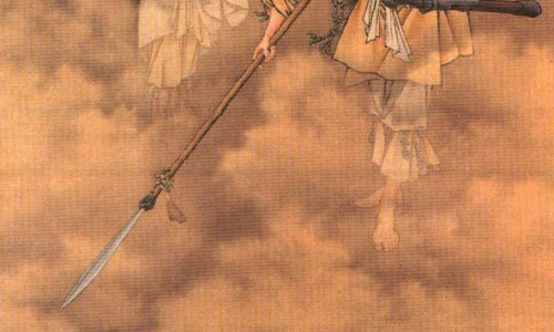 Thần thoại Nhật Bản (phần I): khai sinh lập địa, khi cọc đi tìm trâu