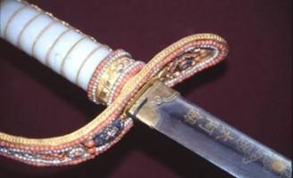 Thanh kiếm Thái A của vua Gia Long
