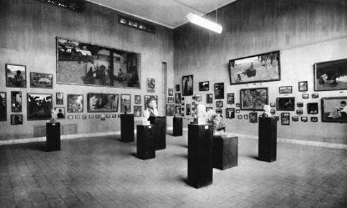 Trường Mỹ thuật Đông Dương | 1925-1945