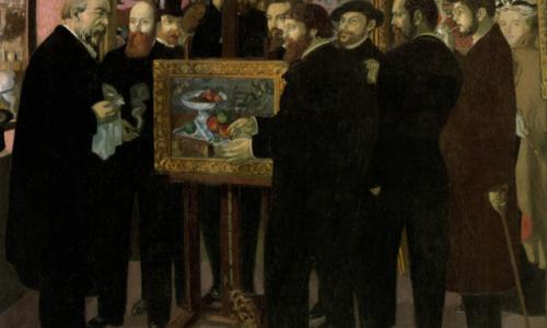Những bức thư của Paul Cézanne