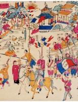 Bảo tàng Mỹ Thuật Việt Nam (Phần VIII) : mỹ thuật dân gian
