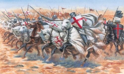 Lòng tham và suy tàn: Kho báu trong truyền thuyết và sự sụp đổ của những Hiệp sĩ dòng Đền