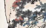 Cùng chiêm ngưỡng những bức tranh triệu đô Trung Quốc trên sàn đấu giá năm 2015
