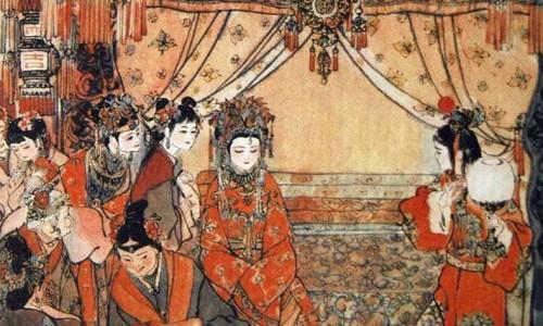 Lưu Đán Trạch vẽ Hồng Lâu Mộng