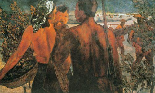 Lê Quốc Lộc – Người hoà quyện nét truyền thống và hiện đại vào tranh sơn mài