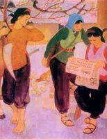 Cố họa sỹ Lương Xuân Nhị và những bức tranh địch vận