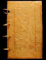 Sách phong bằng bạc mạ vàng thời Thiệu Trị