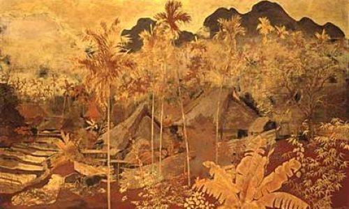 Nguyễn Gia Trí, bậc đạo sư của sơn mài nghệ thuật