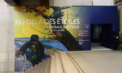 Trên cả những vì sao, phong cảnh huyền bí từ Monet tới Kandinsky, triển lãm