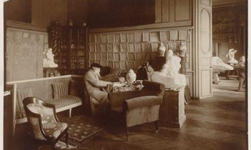 Nhà điêu khắc Auguste Rodin (1840 – 1917)
