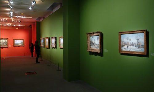 Camille PISSARRO, hoạ sĩ tiên phong của trường phái Ấn tượng, triển lãm tại bảo tàng Marmottan Monet tại Paris