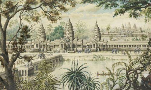 Triển lãm ANGKOR : Louis Delaporte và đất nước Campuchia, sự ra đời của một huyền thoại