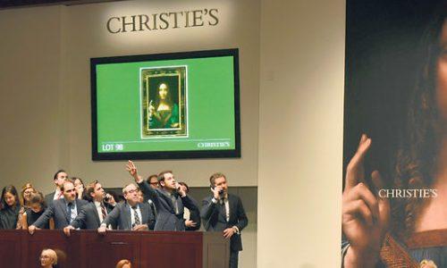Tại sao việc mua bức tranh sơn dầu trị giá 450 triệu đô la của Leonardo da Vinci là rất hợp lý?