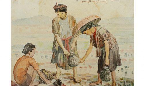THANG TRẦN PHỀNH (1895 – 1973) VÀ MỘT GÓP Ý VỀ TƯ LIỆU NGHIÊN CỨU TÁC GIẢ MỸ THUẬT
