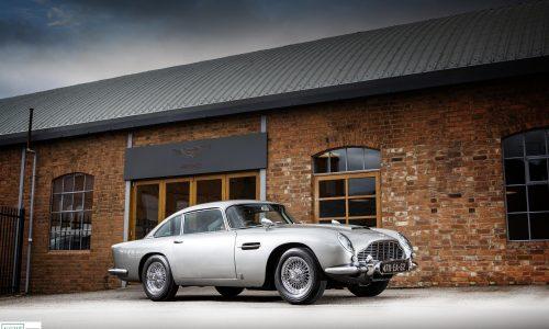 Tới tất cả những đặc vụ mật: Chiếc Aston Martin DB5 1965 của James Bond hiện đang chuẩn bị bán đấu giá