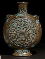 Những tác phẩm nổi bật trong phiên đấu giá Đồ gốm và tác phẩm nghệ thuật Trung Quốc tại Christie London Fall 2019
