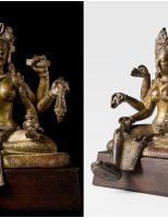 Tượng Phật được mua 1000 USD tại cửa hàng nội thất có giá 350 ngàn USD.