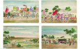 Cuộc sống xưa và hoạt động tôn giáo tại vùng đất Nam Định