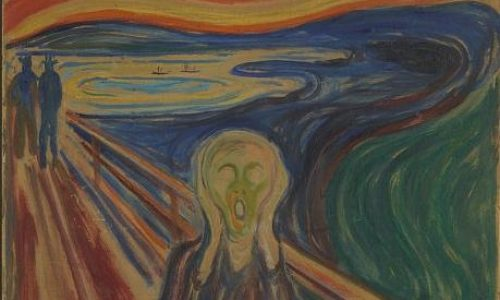 """""""Tiếng thét"""" của Munch liệu có được cứu?"""